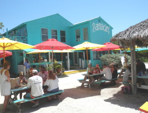 """Barnacles""……….A Great Island Restaurant"